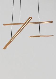 Viktor Legin's Balance pendant lights are thin, steam bent timber LED lights that can work alone as a task light or in a cluster as feature lighting. Viktor is one of design duo 'Copper', in partnership with Ed Linacre. Find out more about their work in our profile on the Temple & Webster blog. Voting starts on 2 May 2014 at www.templeandwebster.com.au/eda #eda2014