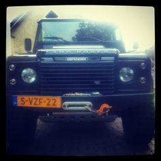 Onze nieuwste aanwinst voor www.drivingadventure.nl ! Mag snel vies worden.