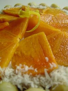 Choccie Persimmon Cake