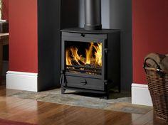 Sunvision 8 DEFRA wood burning & multi fuel stove