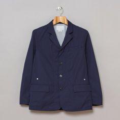 Nanamica 65 / 35 Club Jacket in Navy
