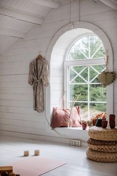 A Dreamy 17th Century Swedish Summer Cottage With a Focus on 'The More the Merrier' Swedish Interiors, Scandinavian Interior, Scandinavian Style, Living Room Decor, Bedroom Decor, Bedroom Ideas, Summer Cabins, Rural Retreats, Have A Lovely Weekend