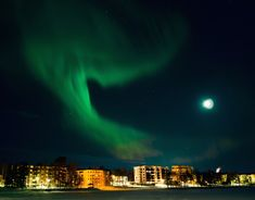 The luckiest tourists and more patients will have the chance to experience in the Lappish sky the northern lights. This is a unique and exceptional phenomenon that takes place during the winter. Santa Claus Village, Lapland Finland, Seal Beach, Night Skies, Where To Go, Light In The Dark, Natural Beauty, Northern Lights, Beautiful Pictures