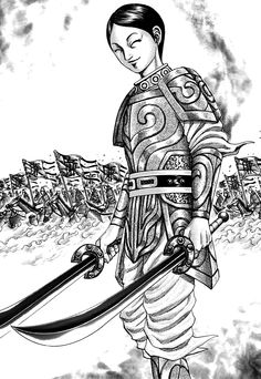 Kingdom 196 - Read Kingdom 196 Manga Scans Page Free and No Registration required for Kingdom 196 Anime Guys, Manga Anime, Anime Art, Little Bunny Foo Foo, Chef D Oeuvre, Nihon, Anime Comics, Great Pictures, Image Shows