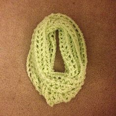 The View From My Hook: Free Pattern Friday (On Sunday): Super Easy Infinity Scarf