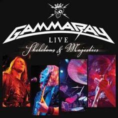 Gamma Ray - Live: Skeletons & Majesties, Grey