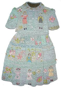 """♒ Enchanting Embroidery ♒ embroidered  quilted by Val Jackson 