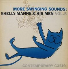 Image result for shelly manne more swinging sounds