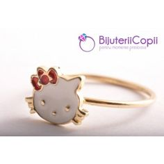 inel copii hello kitty Bijuteriile noastre sunt marcate de catre ANPC (Autoritatea pentru Protectia Consumatorului) si vin insotite de certificare de garantie ce atesta puritatea aurului.  Livrarea se face prin curier si in plicuri antisoc. http://www.bijuteriicopii.ro/inele-copii/inel-copii-hello-kitty