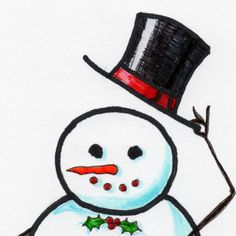 Pass the Snowman's Hat- Play Frosty the Snowman while passing a top hat around a circle of kids. When they receive the hat they place it on their head and then pass it until the music stops.When the music stops, the person wearing the hat must stand up, pretend to melt, and remove himself from the game. The last player left wearing the hat wins a prize.
