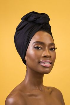 "Noire Head Wrap (""the blackest black"") - $24; This is not really alternative style so much as a classic African style that wouldn't be considered part of mainstream fashion here in the U.S. And we know why that is..."