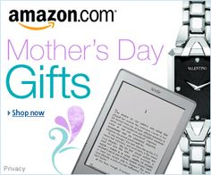 Discover Mother's Day gift ideas and Mother's Day deals.    Mother's Day 2012 is Sunday, May 13.    Up to 30% Off Womens Sleepwear    Shop Amazon Jewelry – A Gift For Every Mom At Every Price    http://azprintablecoupons.com/amazon-codes.html