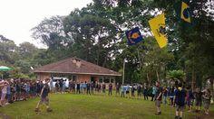 Grupo Escoteiro Iguaçu 43º SC Porto União: Encerramento 2015
