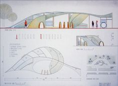 Children's playground - page 2 Architecture Presentation Board, Architecture Concept Drawings, Architecture Sketchbook, Architecture Details, Architecture Diagrams, Presentation Boards, Architectural Presentation, Lego Architecture, Architectural Models