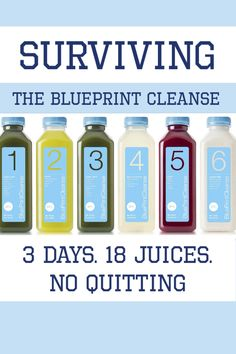 Recipes for the Blueprint Cleanse Juices! If you w Recipes for the Blueprint Cleanse Juices! Juice Cleanse Recipes, Cleanse Me, Health Cleanse, Smoothie Cleanse, Juicing For Health, Juice Smoothie, Detox Recipes, 1 Day Juice Cleanse, Detox Foods