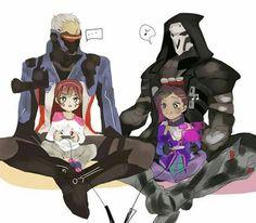 #Overwatch #Reaper
