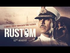 Akshay Kumar is set again to enthrall audiences with his upcoming film Rustom. The movie's trailer is out, and it looks powerful and promising. After giving fans a taste of patriotism at the beginning of the year with Airlift, Akshay will be seen performing in the naval uniform in the film as he plays Commander Rustom Pavri.
