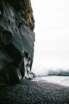 ICELAND PT. 3   VIK BLACK SAND BEACH