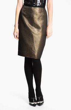 "Tony Burch ""Brandy"" skirt."