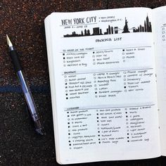 10 page ideas to put in your Bullet Journal in the summer! - Bullet journal İdeas in 2019