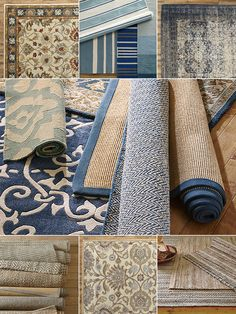 If you're looking for a way to add pattern, color, or texture to your space, the answer could be right under your feet. Shop Birch Lane's selection of rugs to find the perfect option and unroll a whole new look. My Living Room, Living Room Decor, Do It Yourself Design, Deco Boheme, Traditional Furniture, My New Room, Interiores Design, Home Projects, Home Furnishings
