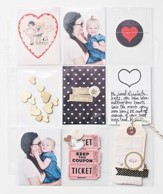 Valentine's Day Pocket Pages