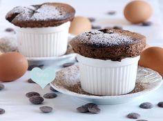 Mutfakta Mutluyuz: ÇİKOLATALI SUFLE NASIL YAPILIR?