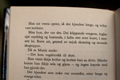 "Books I dig: Mattis fra Tarjei Vesaas' ""Fuglane"" My Books, Personalized Items"