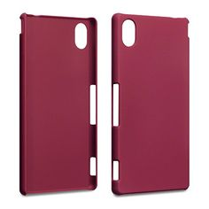 Sony Xperia M4 Cover, Terrapin [extra Slim Fit] Hybrid Rubberized [red] Protective Hard Case For Sony Xperia M4 http://www.smartphonebug.com/accessories/some-of-the-best-26-sony-xperia-m4-aqua-cases-and-covers/