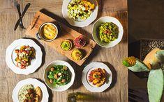 Greek food at 7 cactus