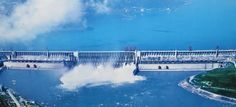 The Three Gorges Dam
