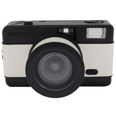 Lomography FishEye Point-n-Shoot 35mm Camera, Black: Picture 1 regular