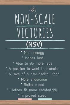 Simple Food Happy Life: Workout Wednesday - Non-Scale Victories