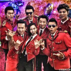 Keep Running, Running Man, Asian Celebrities, Celebs, Angelababy, Korean Makeup, Luhan, China, Actors