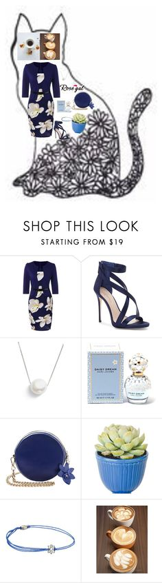 """""""Meetings..."""" by violetluvli0987 ❤ liked on Polyvore featuring Imagine by Vince Camuto, Chan Luu, Marc Jacobs and Alex and Ani"""