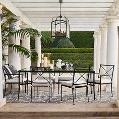 Bridgehampton Outdoor Dining | Williams-Sonoma