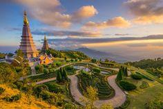 Tailandia - Parque Nacional Doi Inthanon
