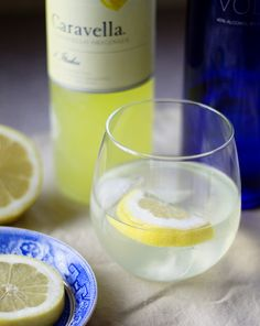 Try this simple, refreshing cocktail: the Limoncello Fizz. Its 5 o clock somewhere!