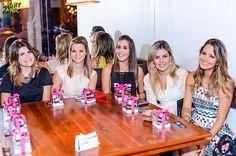 Gente, vem ver um pouquinho do que rolou no jantar de lançamento do Bazar das Blogueiras com a presença da linda e diva Flávia Pipolo. ;)