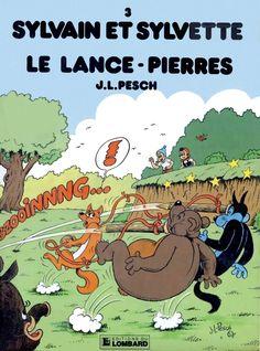 Jean-Louis Pesch : série Sylvain et Sylvette