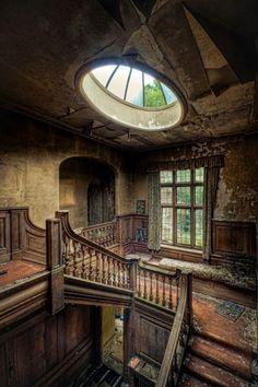 abandoned mansion | Tumblr