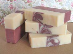 Ginger Lavender Layered Soap
