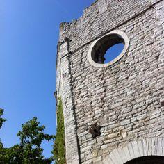 Medieval building Gotland, Sweden
