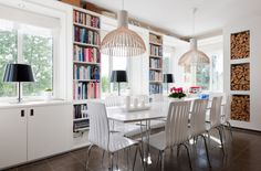 outstanding usable dinning room!