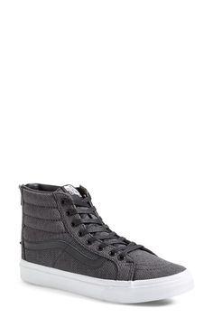 VANS  Sk8-Hi  Slim Zip Sneaker (Women).  vans   461bdc40a11c