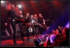 Tarja Turunen and her band: Alex Scholpp, Max Lilja, Tim Shreiner, Kevin Chown and Christian Kretschmar live at Patronaat, Haarlem, Netherlands. The Shadow Shows, 21/10/2016 #tarja #tarjaturunen #theshadowshows #tarjalive PH: Monica Duffels for RockPortaal www.rockportaal.nl/tarja-patronaat-haarlem-21102016/
