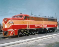 SSW Cotton Belt Alco PA1.
