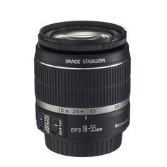 *Canon EF-S 18-55mm f/3.5-5.6 IS II SLR Lens