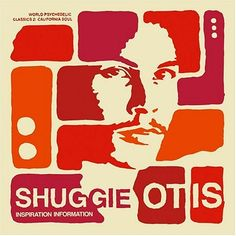 One of my favorites, the color block is very classic. -  Record Album Cover Art: Shuggie Otis