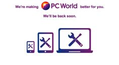 Both the Currys and PC World websites are down and have been for a fair few hours now, and customers are not too happy because there doesn't seem to be any explanation as to why on official social media channels from the group.